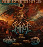 NAHUM tour 2019