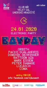 BayDay party by Lucasch & friends