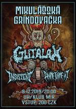 Mikulášská GRINDovačka s GUTALAX