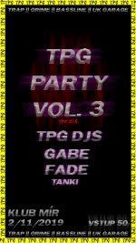 T P G party vol.:3